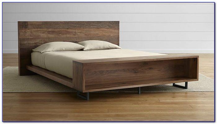 Bookcase Headboard Bed Frames