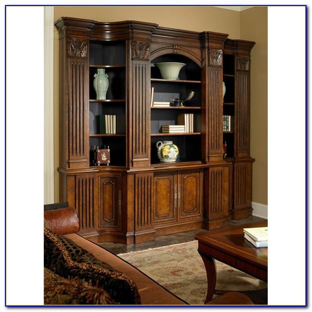 Bookcase Wall Unit Designs