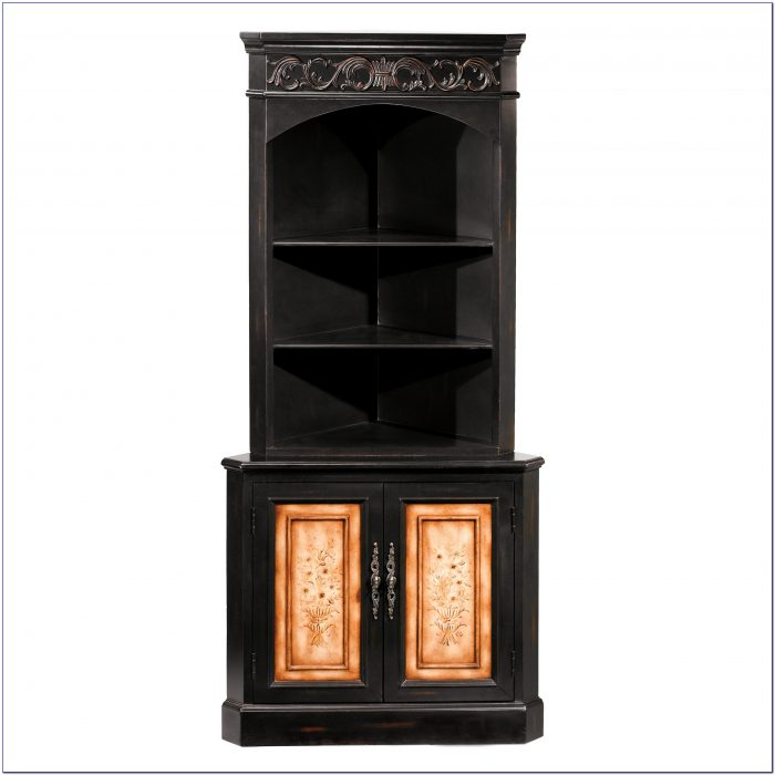 Bookcase With Cabinet Base