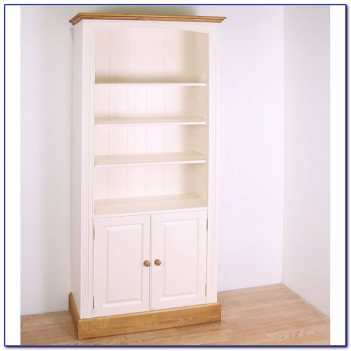 Bookcase With Cupboard Base