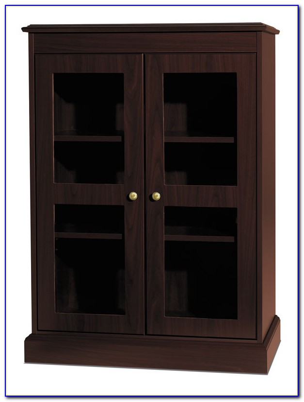 Bookcase With Glass Doors India