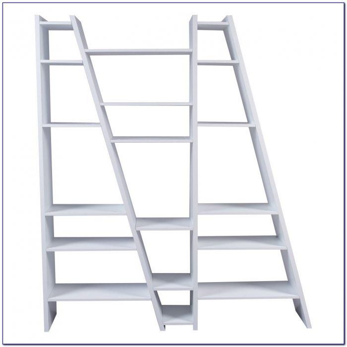 Ikea Bookcase Rolling Ladder