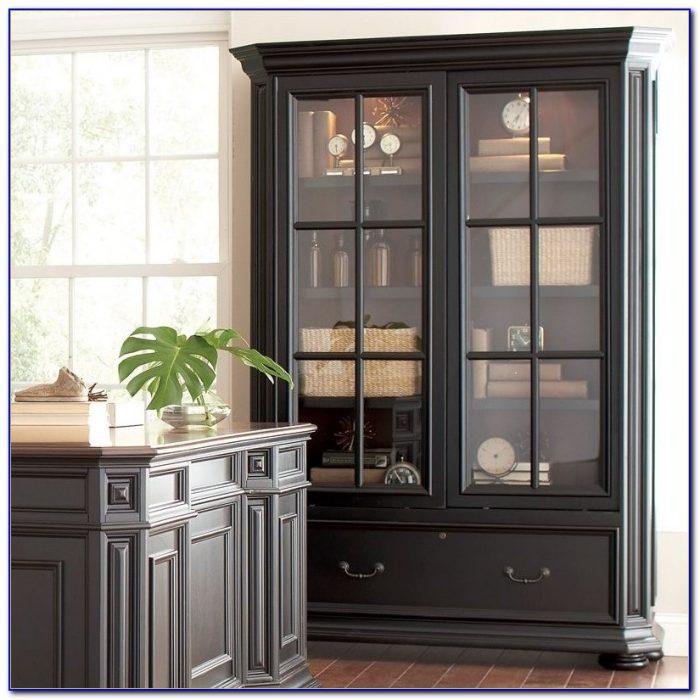 Bookcase With Sliding Doors Uk