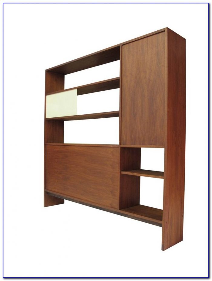 Bookshelf Room Dividers