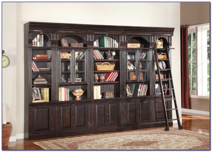 Bookshelf Wall Unit