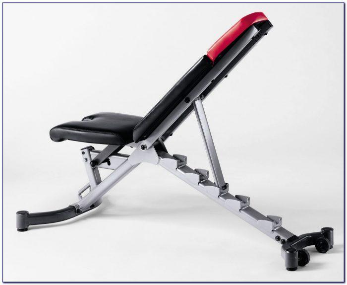 Bowflex Selecttech Bench 51
