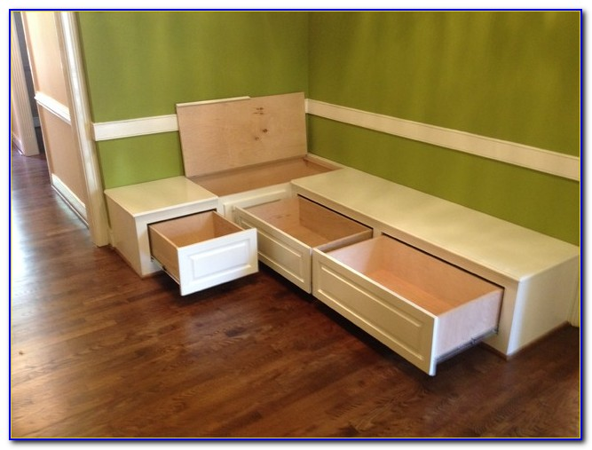 Breakfast Nook Tables With Storage