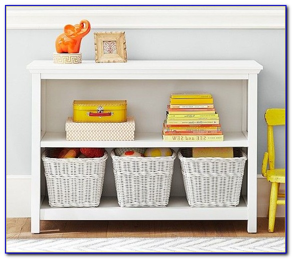 Cameron 3 Shelf Bookcase White