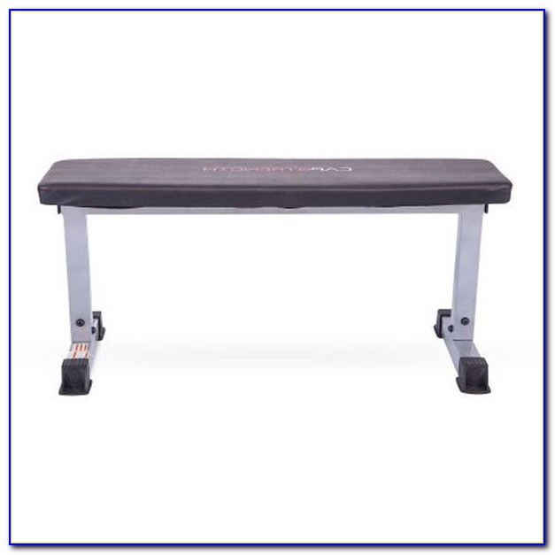 Cap Barbell Flat Weight Bench