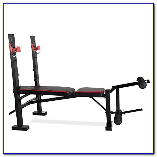 Cap Barbell Weight Bench