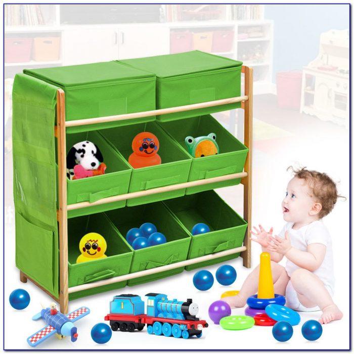 Child Bookcase Toy Storage