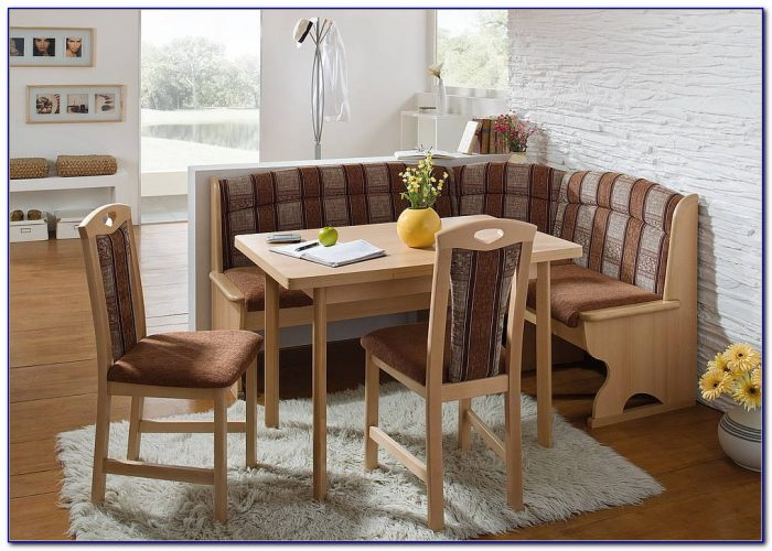 Corner Kitchen Table With Bench And Chairs