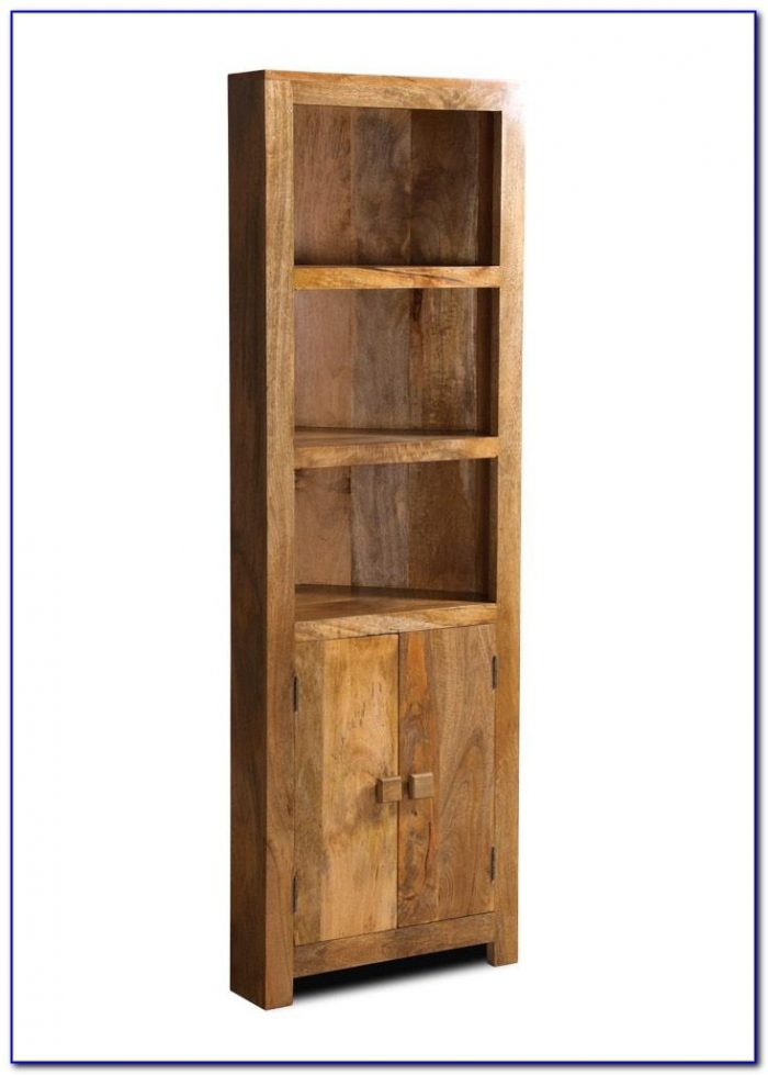 Corner Unit Bookcase Furniture