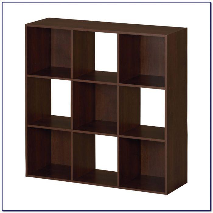 Cube Storage Bookshelf