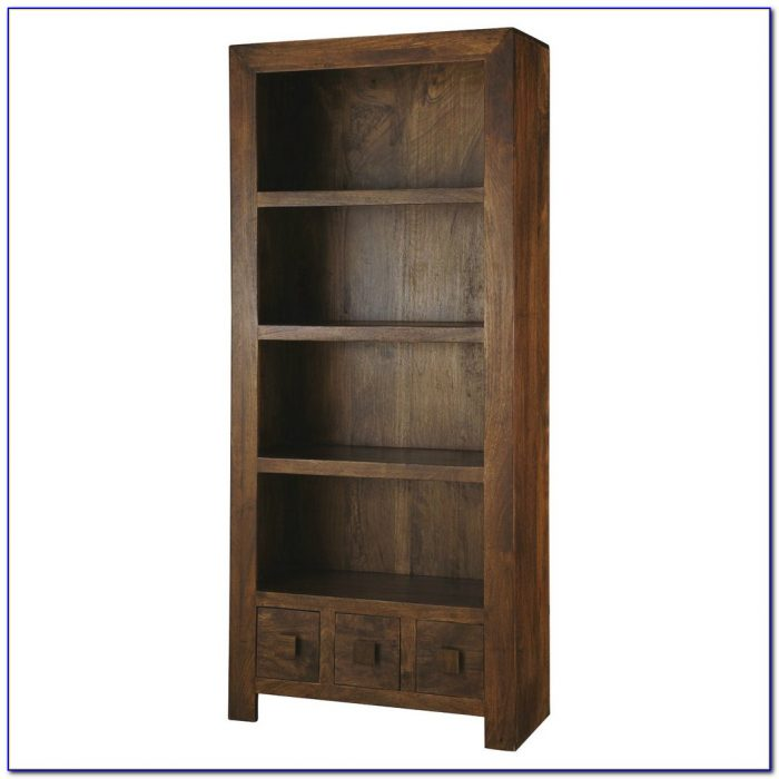 Dark Wood Bookcase Argos