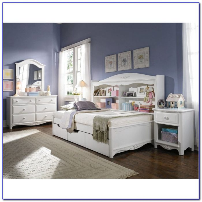 Daybed With Bookcase Headboard