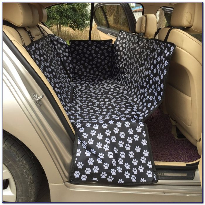 Deluxe Bench Seat Cover For Pets