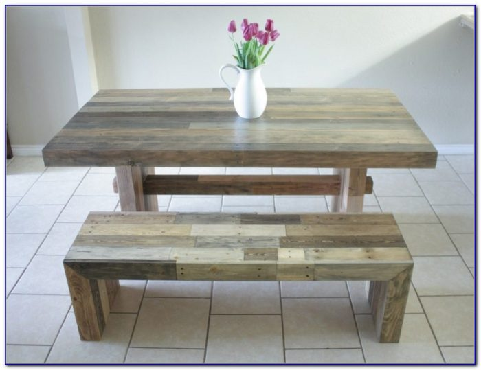 Dining Table Bench Seating