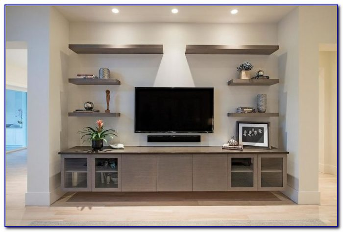 Diy Bookcase Entertainment Center