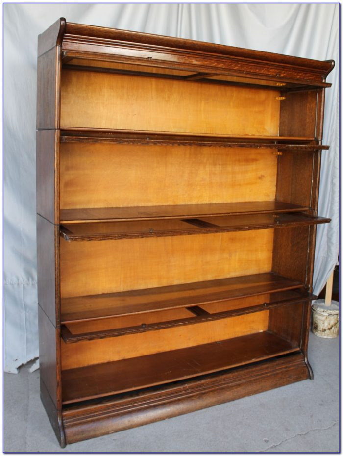 Double Wide Tall Bookcase