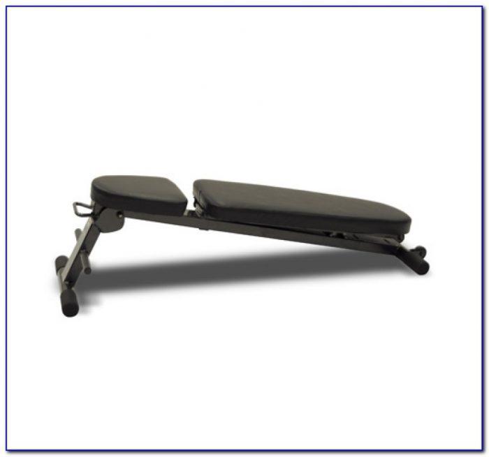 Fold Away Workout Bench