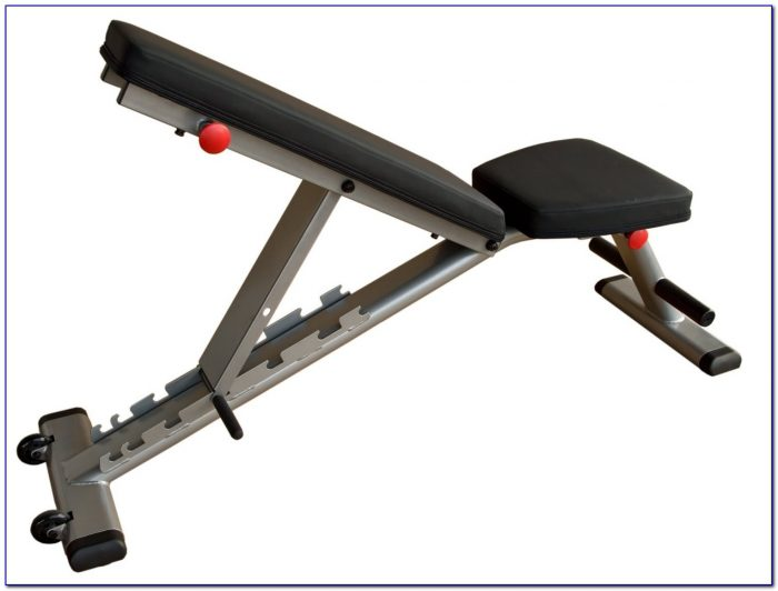 Fold Up Workout Bench