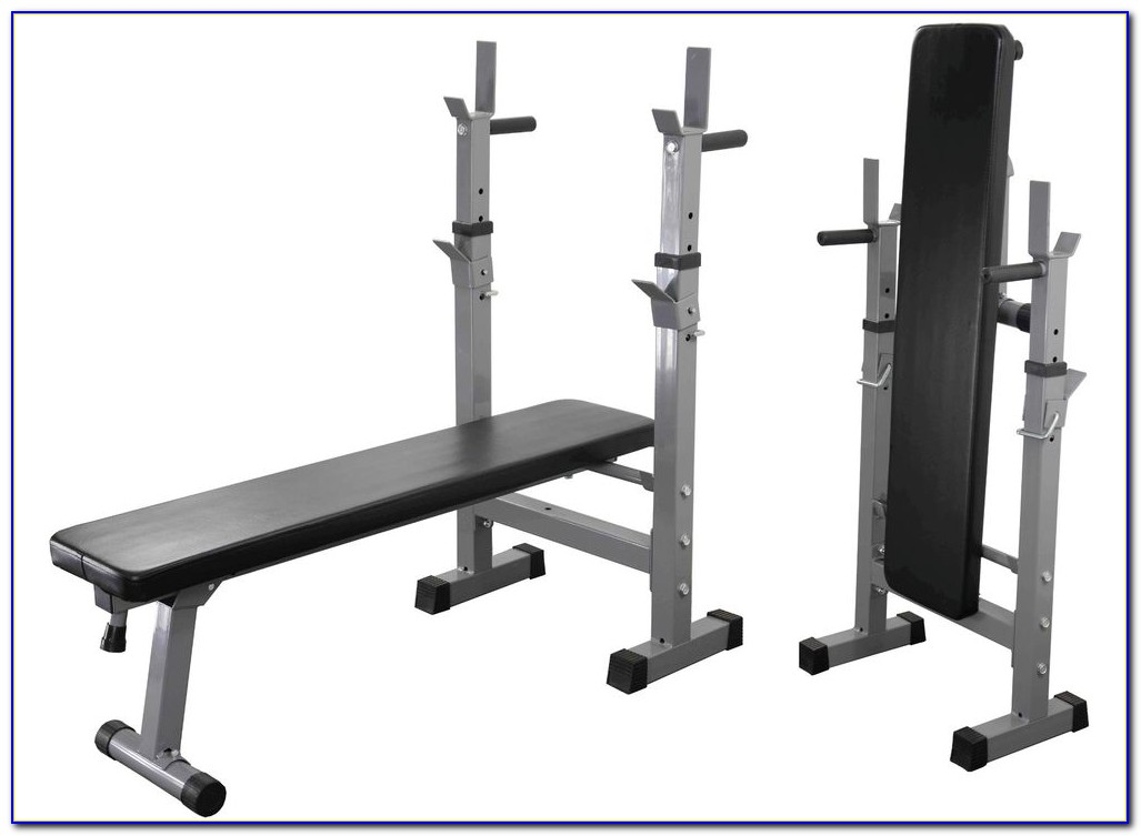 Foldable Flat Weight Bench