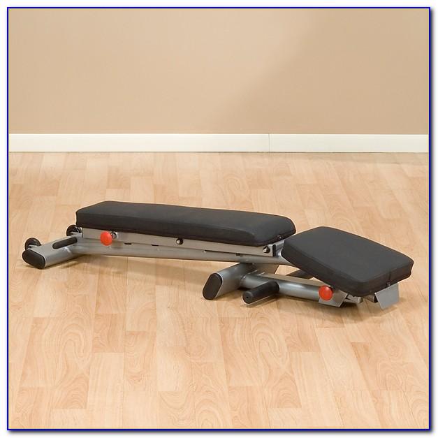 Foldaway Workout Bench
