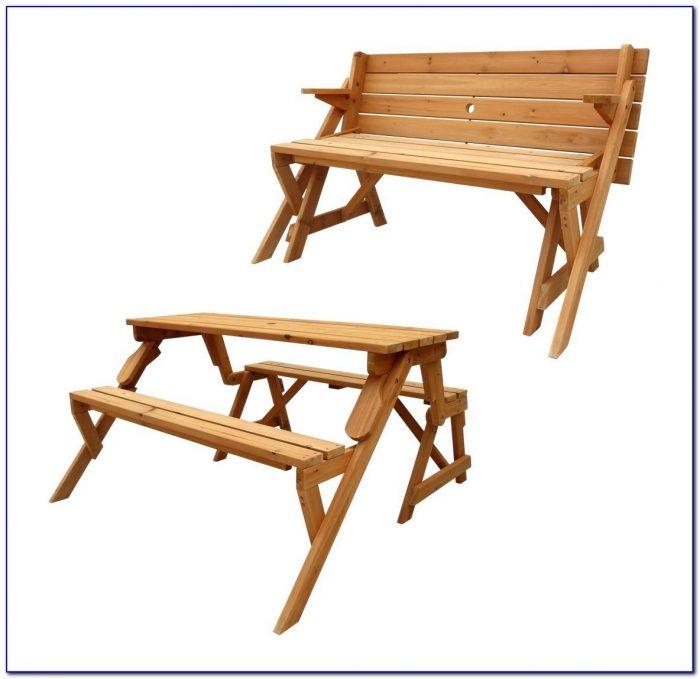 Folding Picnic Bench Table Patterns