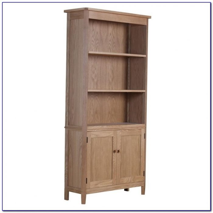 Furniture Bookcases With Glass Doors