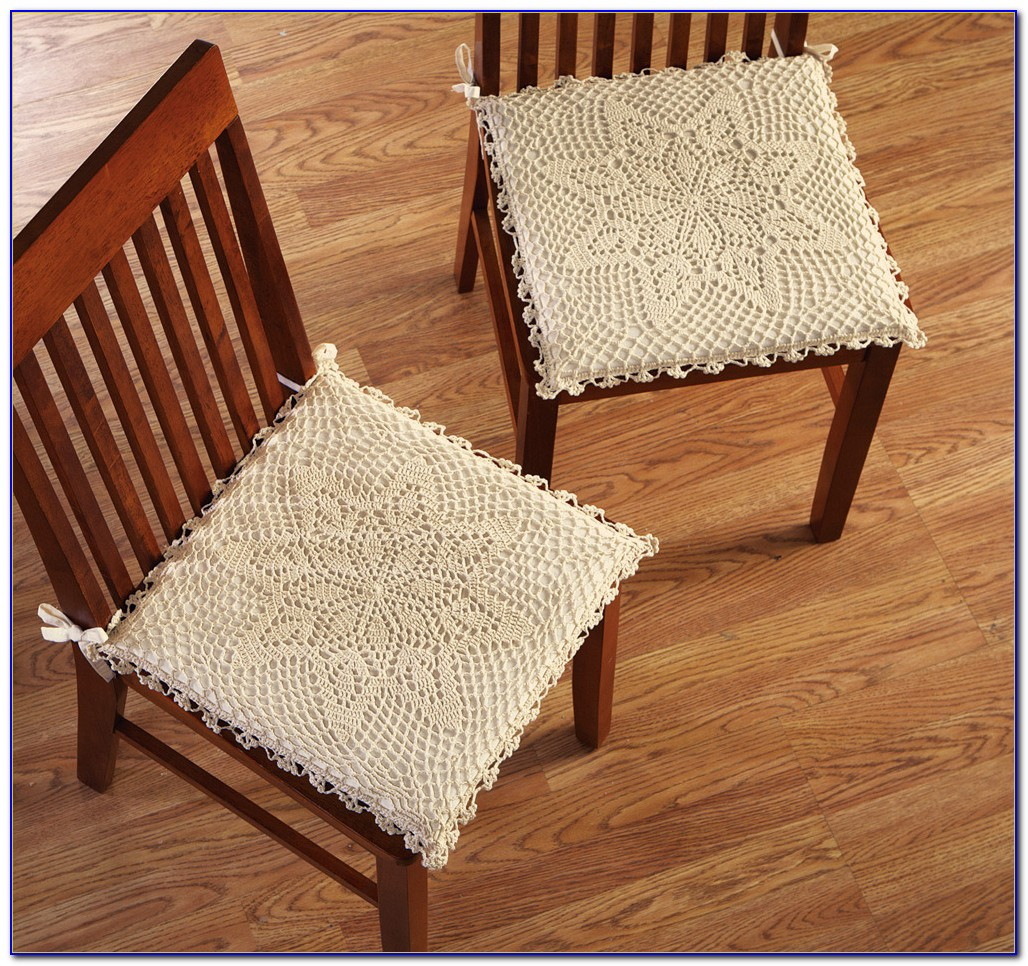 Garden Bench And Chair Cushions