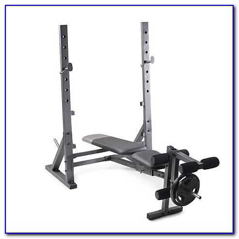 Golds Gym Weight Bench Xr5