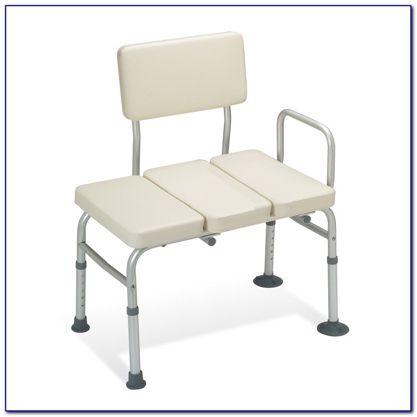 Guardian Folding Padded Transfer Bench