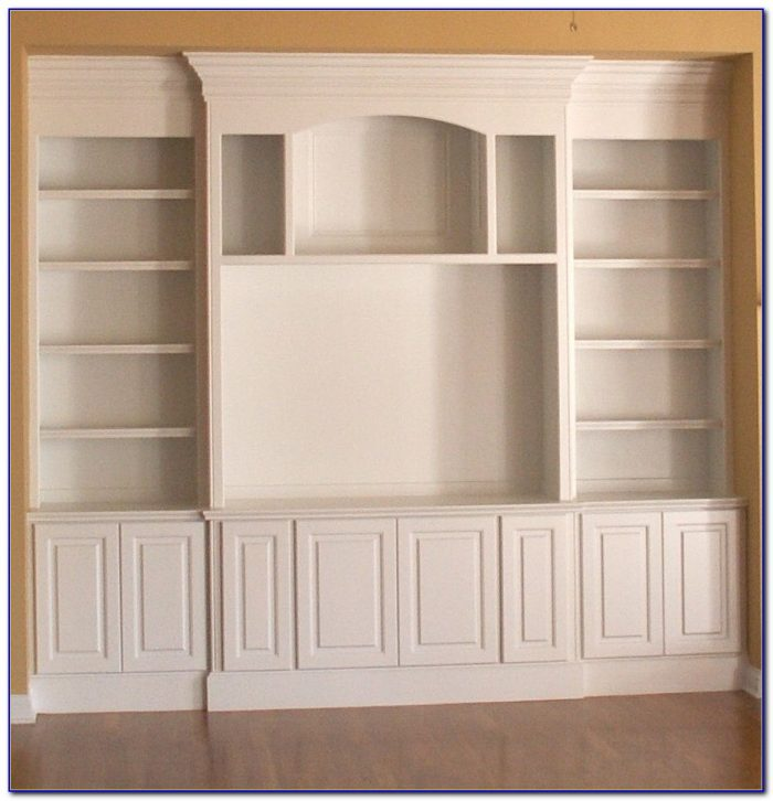 How To Build Bookcases Built In