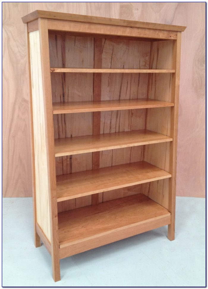 How to make a bookshelf headboard bookcase home design for Build a simple bookshelf