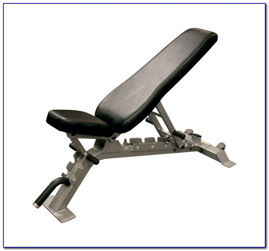 Incline Or Flat Bench
