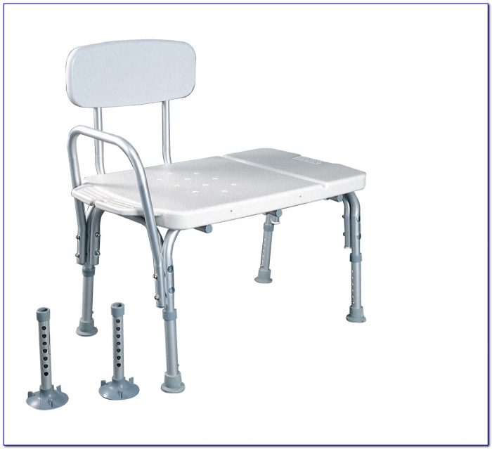 Invacare Heavy Duty Transfer Bench