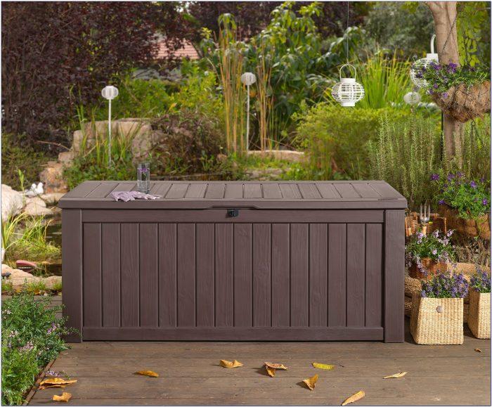 Keter Eden Outdoor Storage Bench