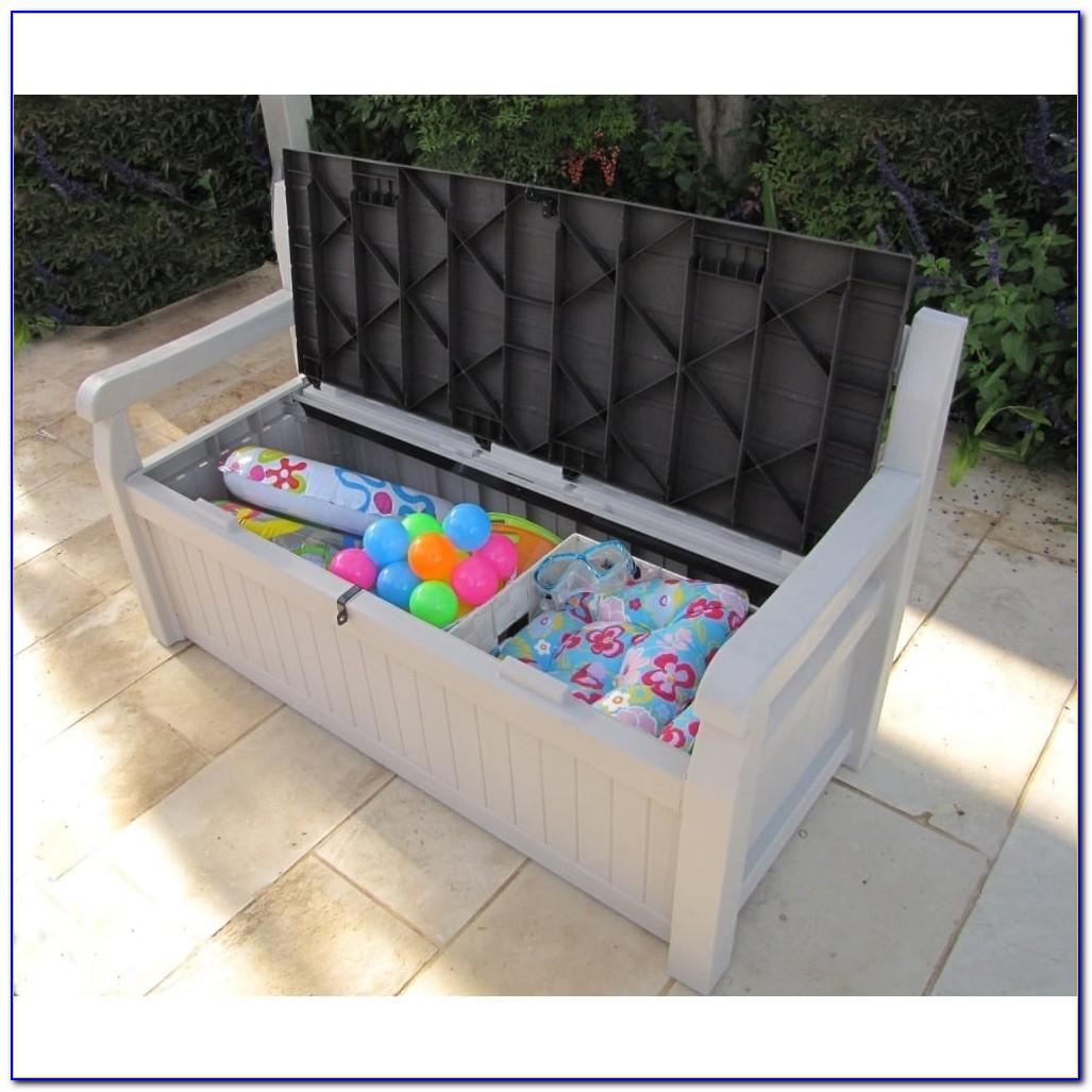 Keter Garden Storage Bench