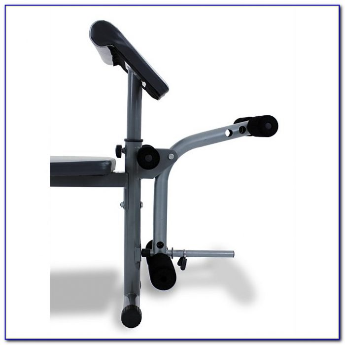 Keys Fitness Adjustable Weight Bench