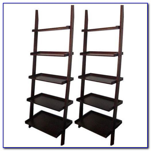 Ladder Shelf Bookcase Pottery Barn