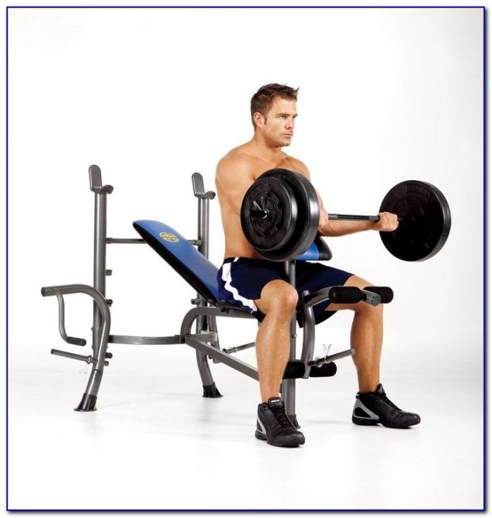 Marcy Weight Bench Accessories