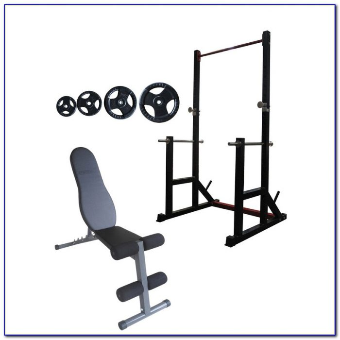 Maximuscle Bench And Weights Package