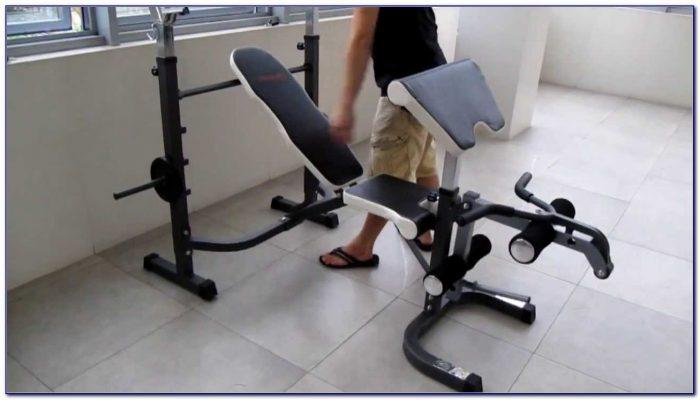 Maximuscle Multi Purpose Workout Bench
