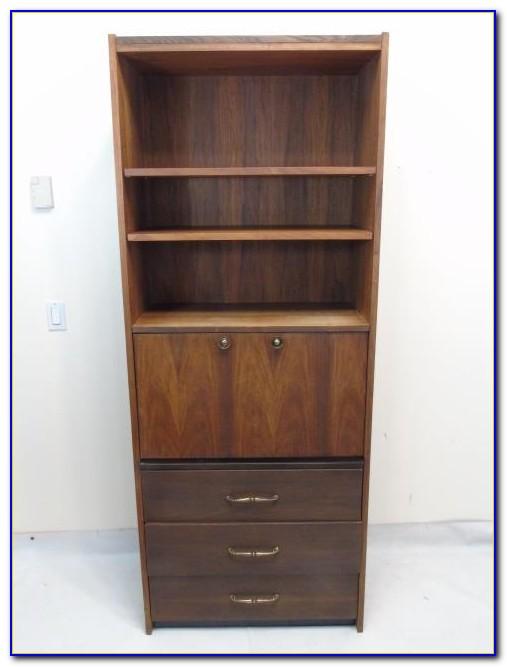 Mid Century Bookcase Headboard