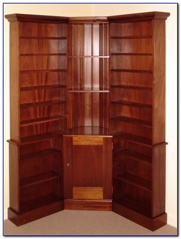 Modern Corner Bookcase Furniture