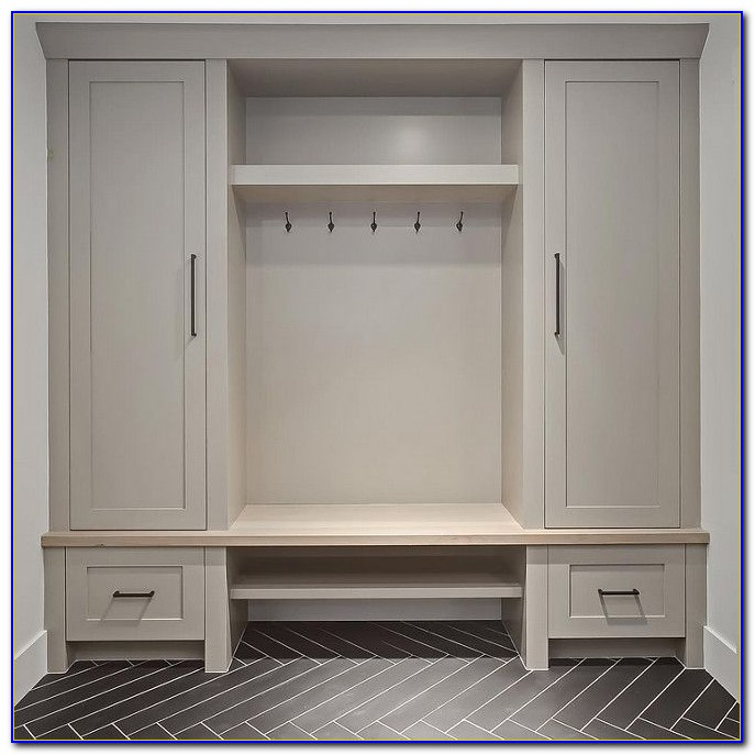 Mudroom Cabinets And Benches