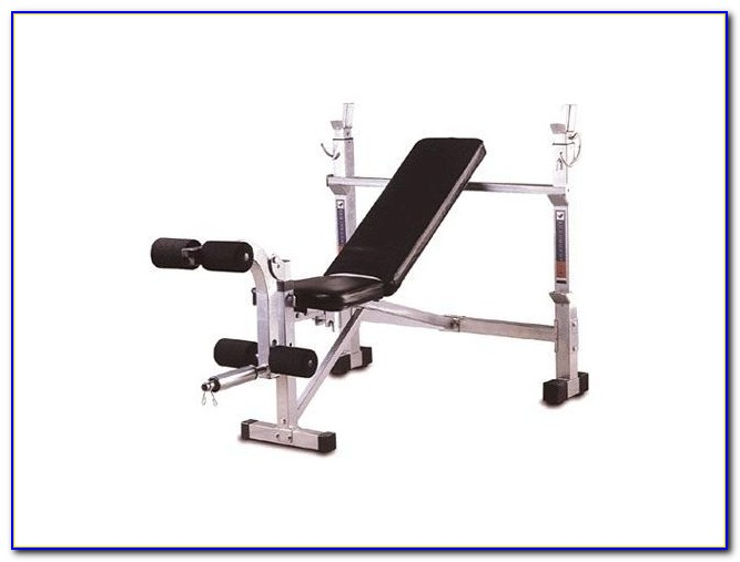 Multi purpose workout bench fitness