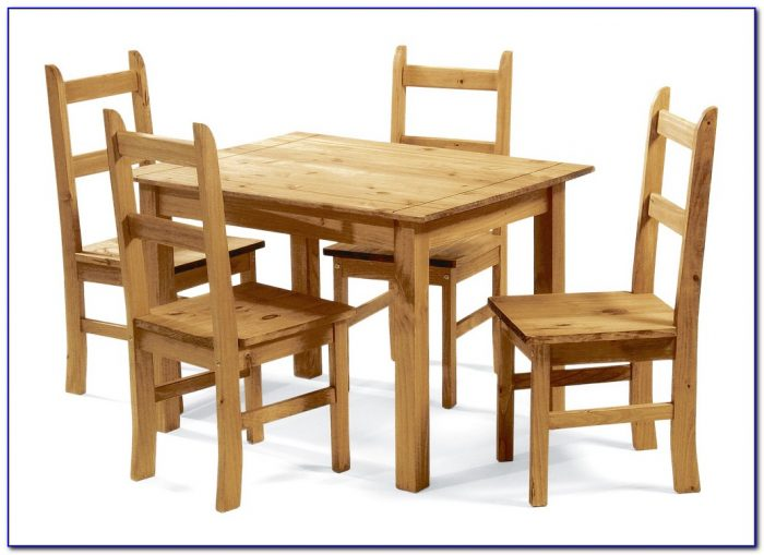 Oak Dining Table Bench And Chairs