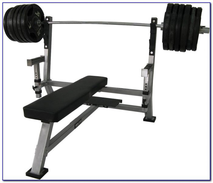 Olympic Size Bench Press Bar